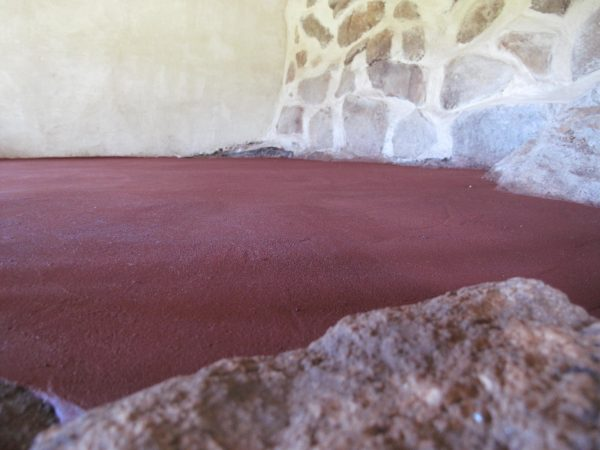 earthen floor portugal